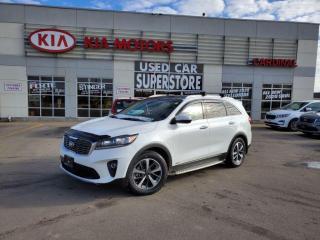 New 2020 Kia Sorento EX+ V6 AWD - Smart Cruise, Lane Keep, UVO App for sale in Niagara Falls, ON