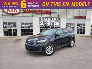 New 2020 Kia Sorento LX+ V6 AWD - Rear A/C Controls, 7-Pass, Roof Rails for sale in Niagara Falls, ON