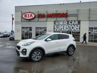 New 2020 Kia Sportage LX FWD - 8 Display, 17 Alloys, Heated Seats for sale in Niagara Falls, ON
