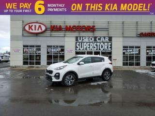 New 2020 Kia Sportage LX FWD - Heated Seats, 8 Display, 17 Alloys for sale in Niagara Falls, ON
