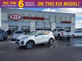 New 2020 Kia Sportage LX AWD - Heated Seats, 8 Display for sale in Niagara Falls, ON