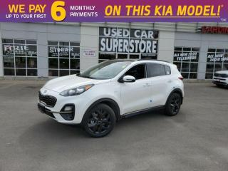 New 2020 Kia Sportage EX S AWD - 18 Black Alloys, Blind Spot Det for sale in Niagara Falls, ON