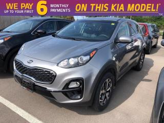 New 2020 Kia Sportage LX AWD - Backup Camera, 8 Display, Heated Seats for sale in Niagara Falls, ON