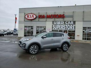 New 2020 Kia Sportage EX Prem - Power Liftgate, Leather, Blind Spot Det for sale in Niagara Falls, ON