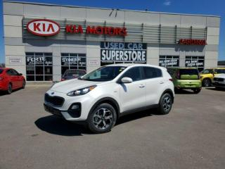 New 2020 Kia Sportage LX AWD - Heated Seats, 8 Display, 17 Alloys for sale in Niagara Falls, ON