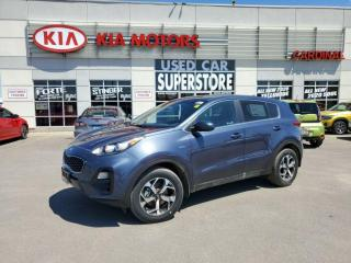 New 2020 Kia Sportage LX AWD - 8 Display, Heated Seats, 17 Alloys for sale in Niagara Falls, ON