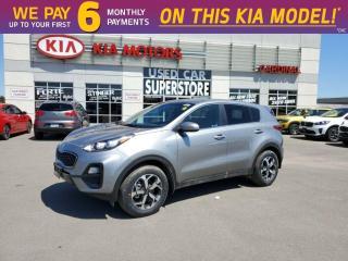 New 2020 Kia Sportage LX AWD - 8 Audio Display, Heated Seats, 17 Alloy for sale in Niagara Falls, ON