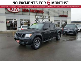 Used 2016 Nissan Frontier PRO-4X, 4X4, Navigation, Locking Rear DIF. for sale in Niagara Falls, ON