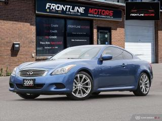 Used 2008 Infiniti G37 S 2dr for sale in Scarborough, ON