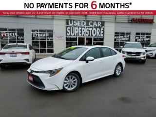 Used 2020 Toyota Corolla LE, Sunroof, Blind Spot Sensors. for sale in Niagara Falls, ON