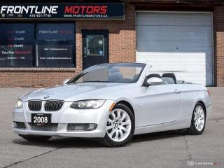 Used 2008 BMW 3 Series 2dr Cabriolet 335i RWD for sale in Scarborough, ON
