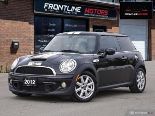 Used 2012 MINI Cooper Hardtop 2dr Cpe S for sale in Scarborough, ON