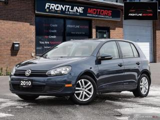 Used 2010 Volkswagen Golf 5DR HB MAN for sale in Scarborough, ON