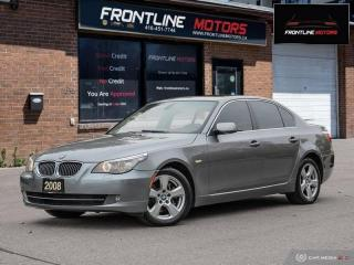 Used 2008 BMW 5 Series 4dr Sdn 535xi AWD for sale in Scarborough, ON
