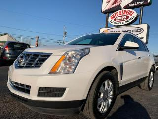 Used 2015 Cadillac SRX Standard FWD for sale in Windsor, ON