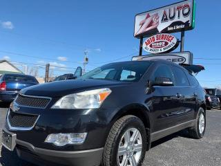 Used 2011 Chevrolet Traverse LT FWD for sale in Windsor, ON