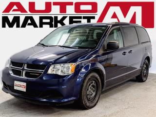 Used 2017 Dodge Grand Caravan Stow&Go CERTIFIED, WE APPROVE ALL CREDIT for sale in Guelph, ON