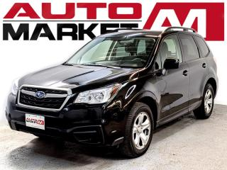 Used 2018 Subaru Forester Premium CERTIFIED, AWD, WE APPROVE ALL CREDIT for sale in Guelph, ON