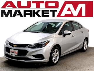 Used 2017 Chevrolet Cruze LT CERTIFIED,Alloys,WE APPROVE ALL CREDIT for sale in Guelph, ON