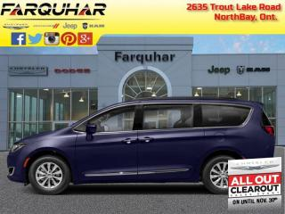 New 2020 Chrysler Pacifica Touring-L for sale in North Bay, ON
