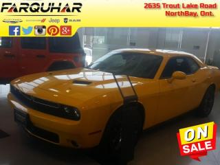 New 2018 Dodge Challenger SXT Plus - $240.47 B/W for sale in North Bay, ON