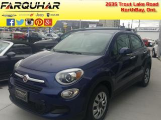 New 2018 Fiat 500 X Pop for sale in North Bay, ON