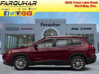 New 2020 Jeep Cherokee Sport for sale in North Bay, ON