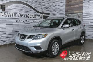 Used 2014 Nissan Rogue AWD+A/C+CAM/REC+BLUETOOTH for sale in Laval, QC