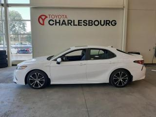 Used 2018 Toyota Camry HYBRID SE for sale in Québec, QC