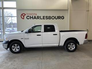 Used 2016 RAM 1500 ST Crew 4x4 for sale in Québec, QC