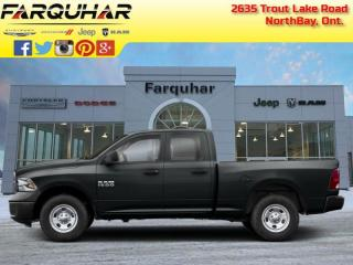 New 2020 RAM 1500 Classic ST for sale in North Bay, ON
