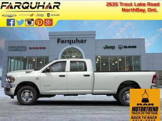 New 2020 RAM 2500 Tradesman for sale in North Bay, ON