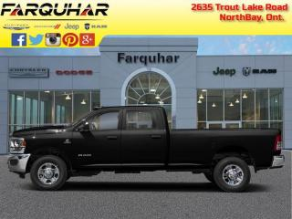 New 2019 RAM 2500 New Laramie Sport for sale in North Bay, ON