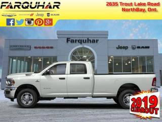 New 2019 RAM 2500 New Tradesman for sale in North Bay, ON