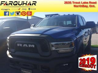 New 2019 RAM 2500 New Power Wagon for sale in North Bay, ON