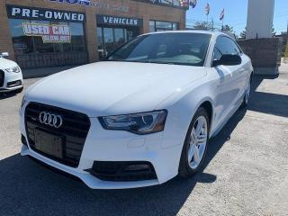 Used 2016 Audi A5 2dr Cpe Man Progressiv plus for sale in North York, ON