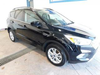 Used 2018 Ford Escape SEL LEATHER NAVI SUNROOF for sale in Listowel, ON