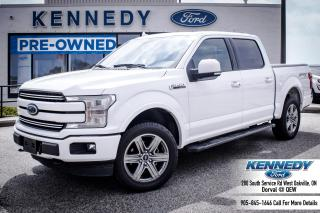 Used 2018 Ford F-150 Lariat for sale in Oakville, ON