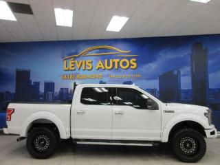 Used 2018 Ford F-150 XLT SUPERCREW CAB 3.5L ECOBOOST 10 VITES for sale in Lévis, QC