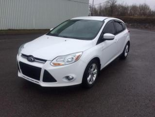 Used 2012 Ford Focus Hayon 5 portes SE for sale in Quebec, QC