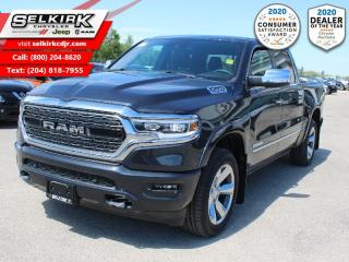 New 2020 RAM 1500 Limited - Sunroof for sale in Selkirk, MB