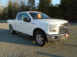 Used 2016 Ford F-150 XTR Super Cab 4x4 for sale in Beaverton, ON