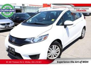 Used 2016 Honda Fit 5dr HB CVT LX for sale in Whitby, ON