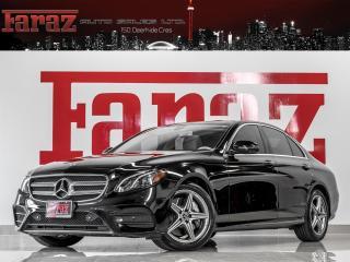 Used 2018 Mercedes-Benz E-Class E400 DESIGNO DIAMOND STITCH INTERIOR AMG PKG NAVI PANO ROOF BACK-UP CAMERA for sale in North York, ON