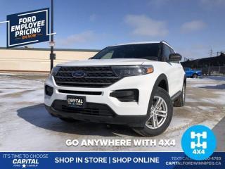 New 2020 Ford Explorer XLT for sale in Winnipeg, MB