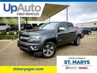 Used 2017 Chevrolet Colorado LT for sale in St. Marys, ON