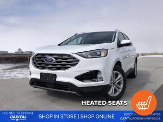 New 2020 Ford Edge SEL for sale in Winnipeg, MB