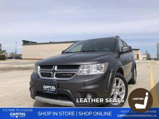 Used 2016 Dodge Journey R/T AWD *Heated Steering Wheel *Navigation/GPS for sale in Winnipeg, MB