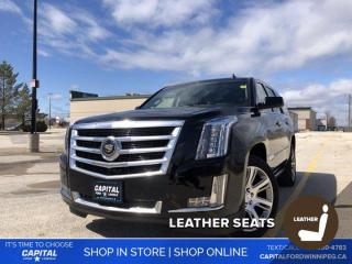 Used 2015 Cadillac Escalade Premium *Heated Steering Wheel *A/C Seats for sale in Winnipeg, MB