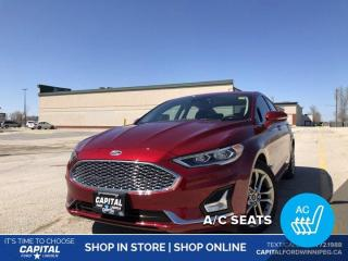 Used 2019 Ford Fusion Hybrid Titanium Ask About 2.9% Rate for sale in Winnipeg, MB